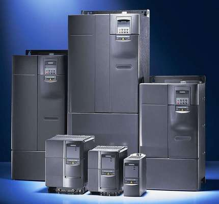 Repair of frequency inverters in the company INFOCOM LTD