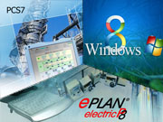Software EPLAN, Siemens, Windows