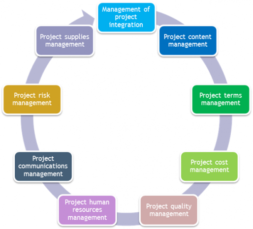 Scheme of project management