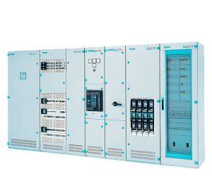 Низковольтные распределительные устройства (РУ) по технологии SIVACON 8PT
