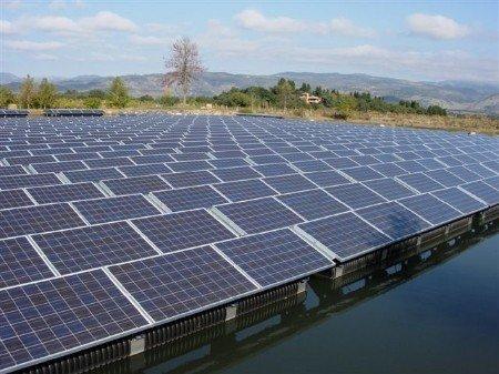 Солнечная установка для генерации энергии