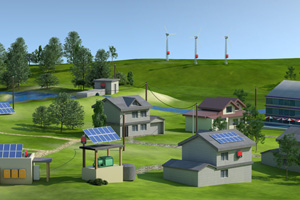 Hybrid Energy solution