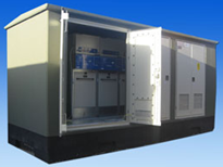 Моноблочный бетонный контейнер СИП