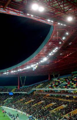 Система освещения стадионов и других спортивных объектов