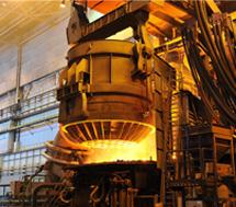 Автоматизация сталеплавильных печей