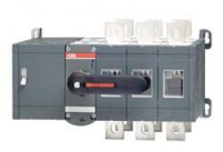 Pеверсивный рубильник с моторным приводом АВВ