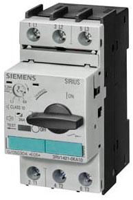 Aвтоматический выключатель SIRIUS 3RV1 до 100А