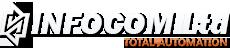 Infocom lTD logo
