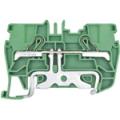 Kлемма быстрого зажима с заземлением 336 520 - PYK 6T