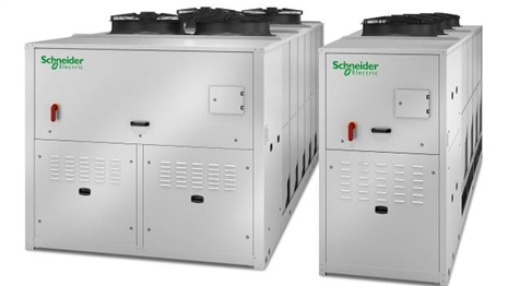 Chиллеры Schneider Electric