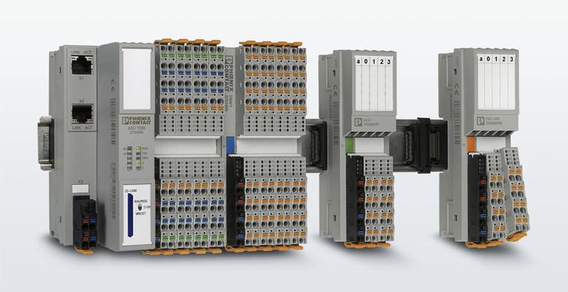 PLC Axiocontrol Phoenix Contact