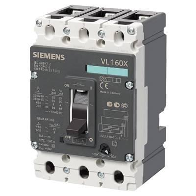 Выключатели серии 3VL компании Siemens снимаются с производства