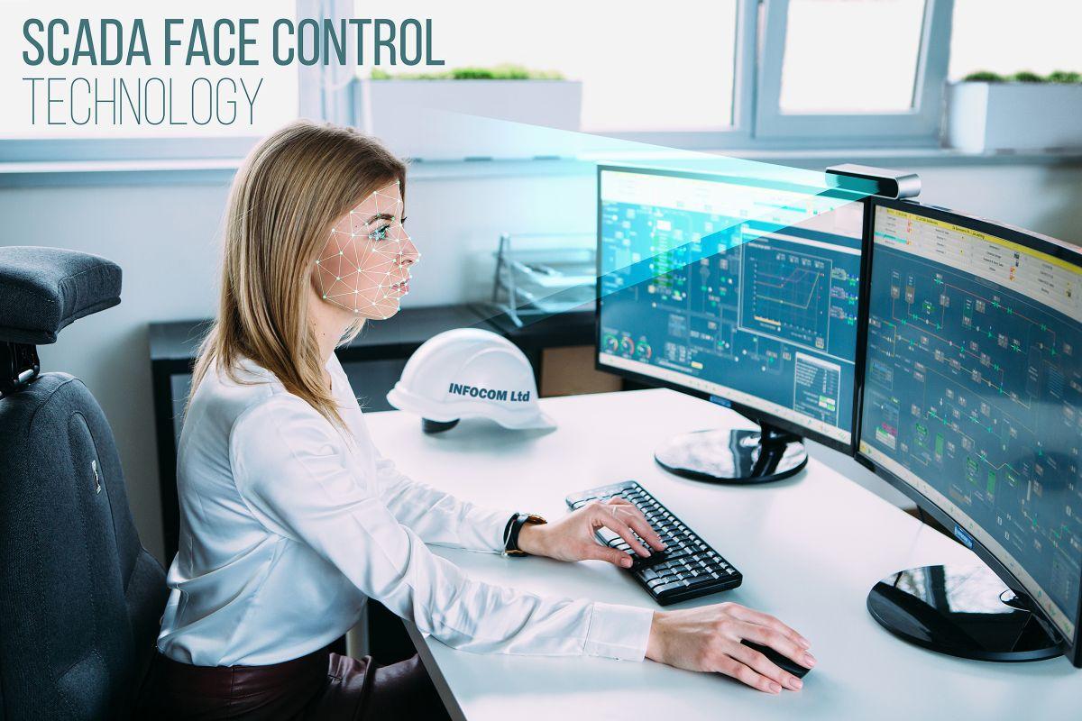 infocom-scada-face-control