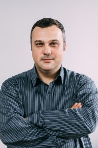 Виталий Горбик технический директор